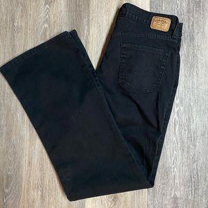 Levis Black Jeans